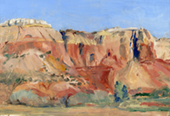 Cliffs, Ghost Ranch NM